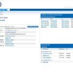 Arbeitgeberportal Startbildschirm